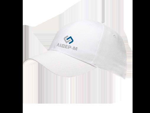 Кепка та бейсболка з логотипом у Львові - Лідер-М b5c1cce0f562c